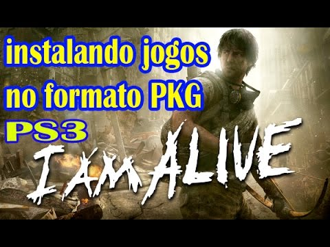 jogos ps3 formato pkg