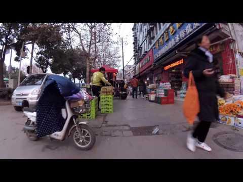 My local neighbors 4K Wuhan Hongshan near HUST university