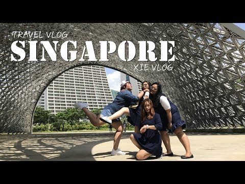 TRAVEL VLOG - Singapore Trip 2017