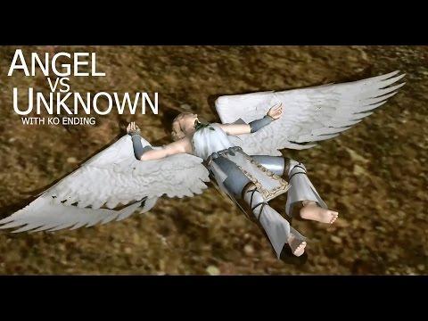 Angel VS Unknown (KO Ending)
