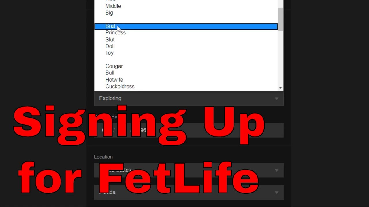 How do i delete my fetlife account