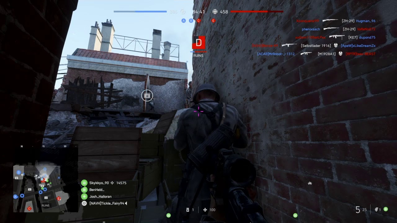 Visibility Is Fine - BFV