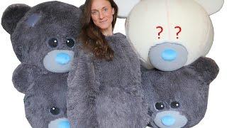 Ростовые куклы Мишки Тедди Часть 1 | How I made Teddy Part I