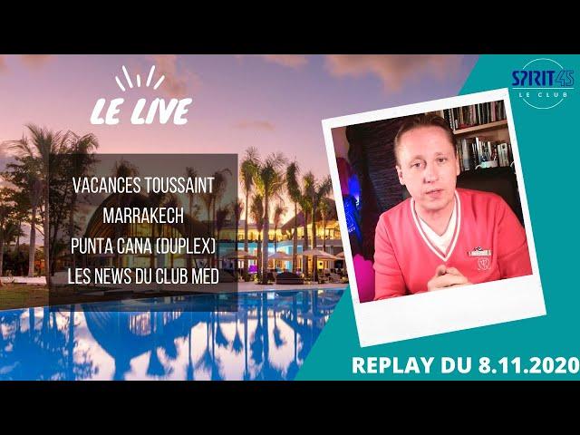 SPIRIT45 LIVE #17 Club Med
