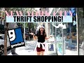 THRIFT SHOPPING IN NEW YORK | Cheap Shopping | StyleMeUpWithSakshi