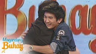 Magandang Buhay: Rhap Salazar surprises Makisig Morales