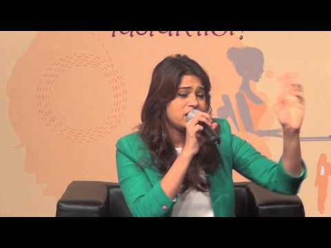 Shalmali explains the difference between Indian and Western music