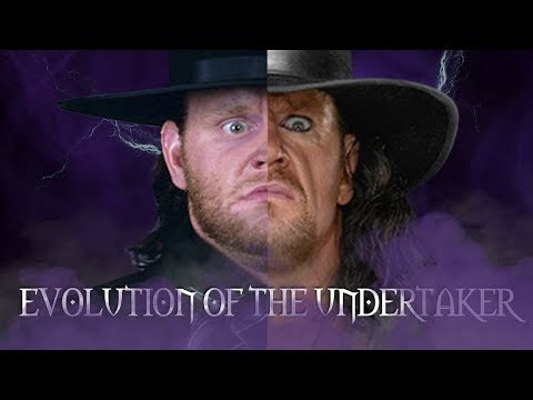 The Life and Career of The Undertaker (WWE/WWF)1990-2018)