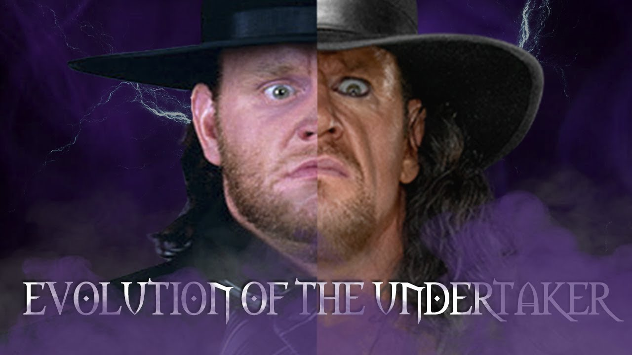 The Life and Career of The Undertaker (WWE/WWF)1990-2018) - YouTube