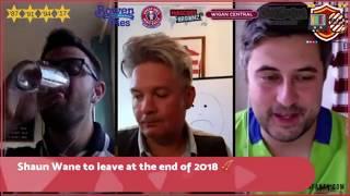 Ep 27 – Wigan Fan TV – Rugby League Ramble – Shaun Wane Leaving Reaction