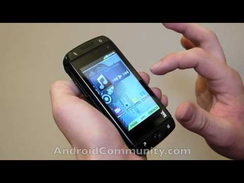 T-Mobile Sidekick 4G Android phone hands-on