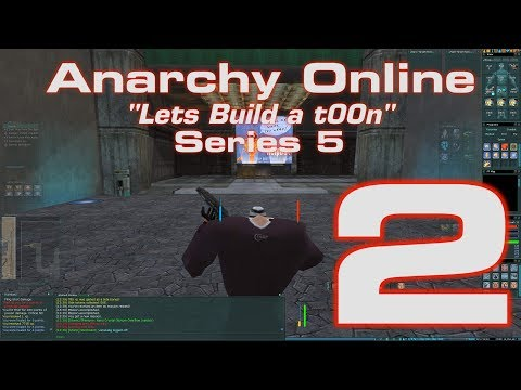 """Anarchy Online 18.9 """"Let's build a t00n"""" Series: 5 # 2 [ Trader n00b V The Subway ]"""