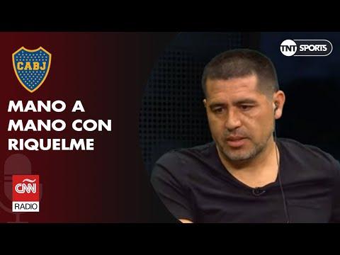 Nota exclusiva con Juan Roman Riquelme
