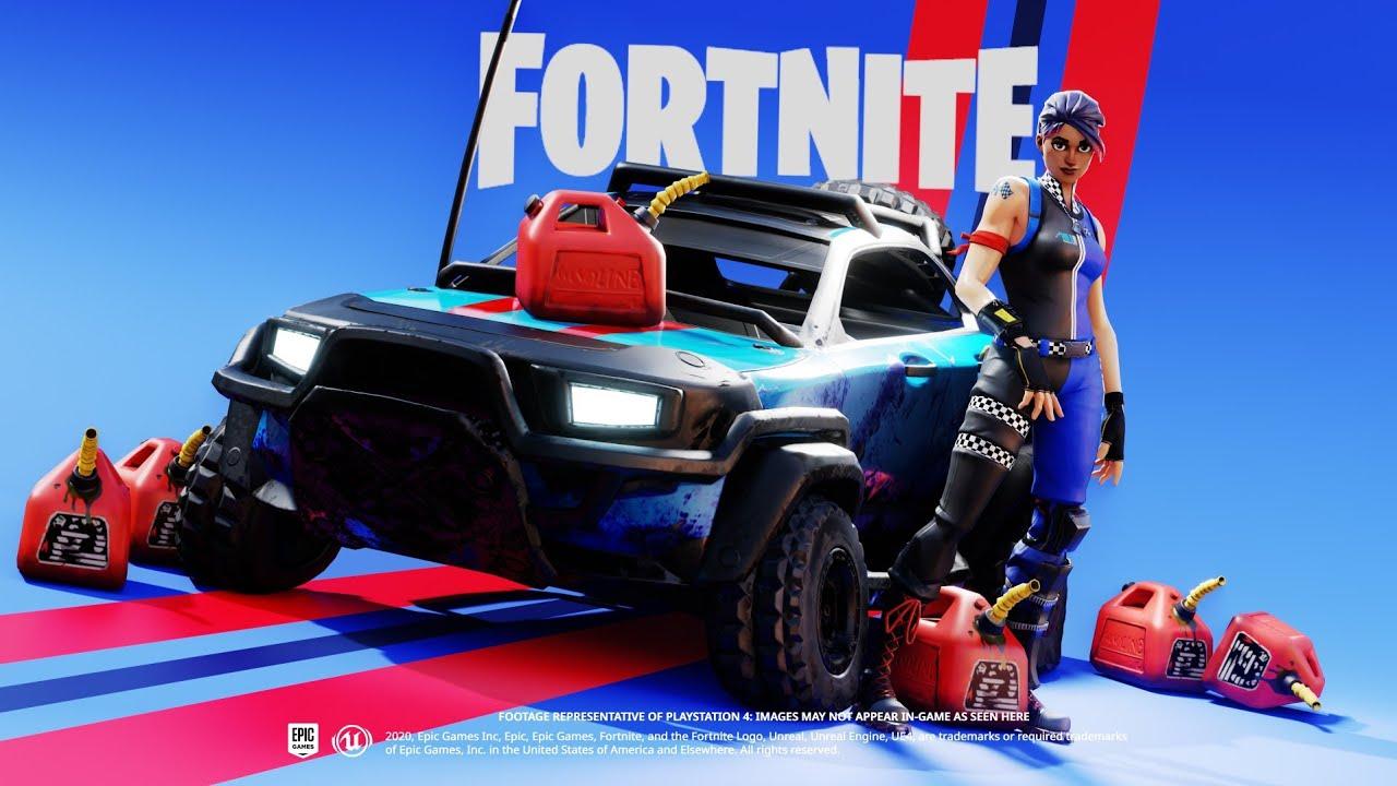 Fortnite - Autos