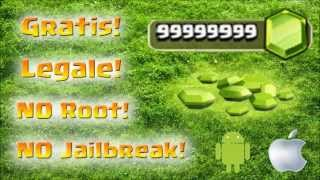 Clash Of Clans Hack Android Version 7.1.1 Infinite Gems