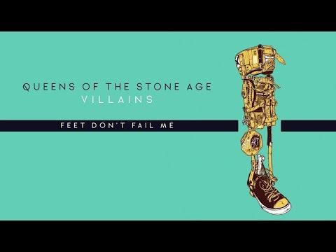 Queens of the Stone Age - Feet Don't Fail Me ( Lyrics)