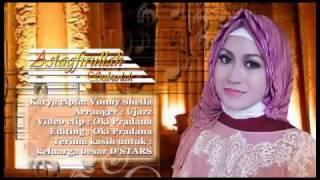 VONNY SHEILA - ASTAGFIRULLAH SABARLAH (ISTIGHFAR). minus one. official video