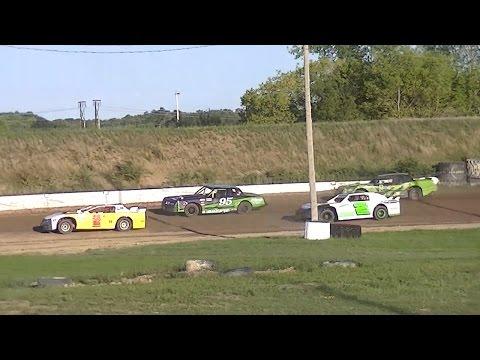 Street Stock Heat Two | Genesee Speedway | 9-3-16