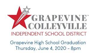 2020 Grapevine High School Graduation