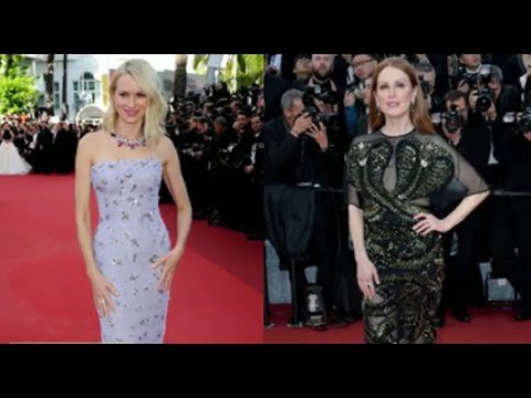 Cannes Film Festival Red Carpet Fashion