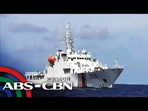 TV Patrol: Mga mangingisdang Pinoy, muling itinaboy ng Chinese Coast Guard