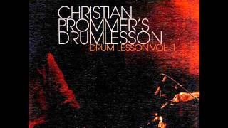 Christian Prommers Drumlesson - Strings of life