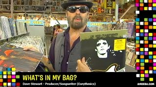 Dave Stewart - What's In My Bag?