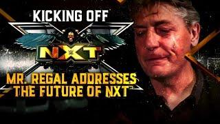 Samoa Joe Returns to NXT and confronts Karrion Kross (Full Segment Part 2/2)