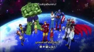 Marvel Disk Wars: The Avengers OP [Thai Sub]