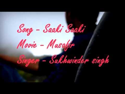 O Saki Saki /male Version/best Of Batla House/jhon/ Nora Fataie/#tseries