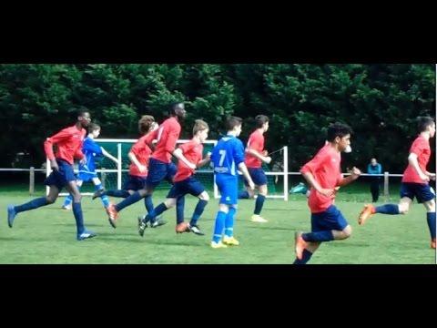 Acfc u14 honneur angouleme contre rochefort match retour for Rochefort angouleme