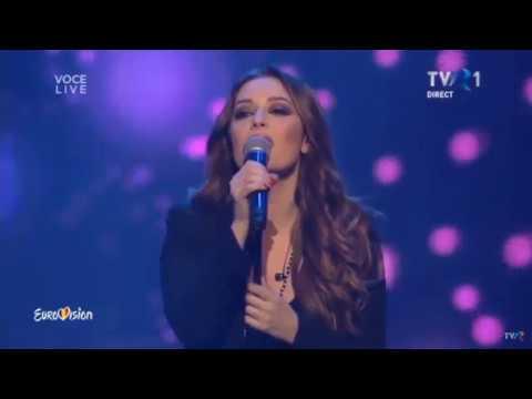 Erminio Sinni & Titziana Camelin - All the love away | Semifinala Eurovision 2018 de la Craiova