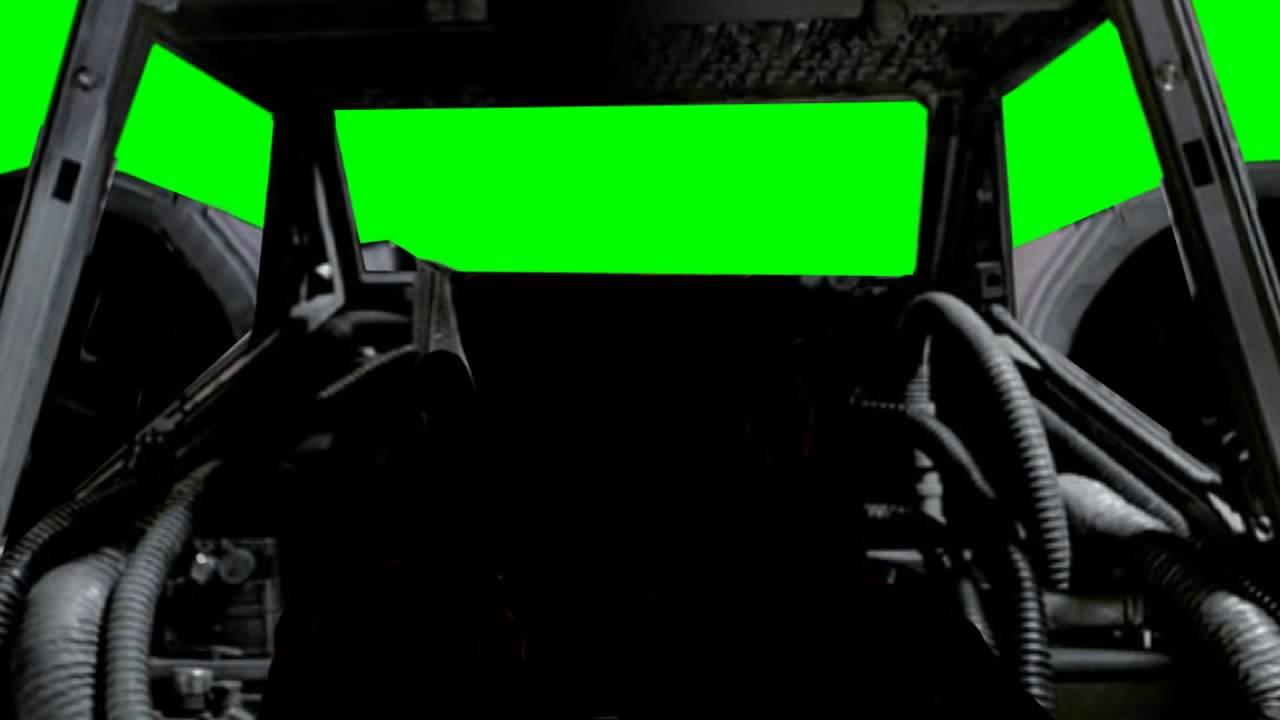 Green Screen Background X Wing Cockpit Hd Youtube