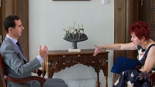 "President Bashar Al-Assad's interview given to Russia's ""Komsomolskaya Pravda"""