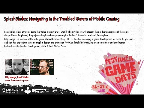 SplashBlades: Navigating the Troubled Waters of Mobile Gaming