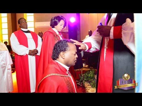 The Mantle That Covers Robing Ceremony - Apostle Joseph Leonard