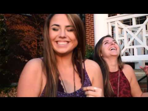 University of Virginia Zeta Tau Alpha Recruitment 2016