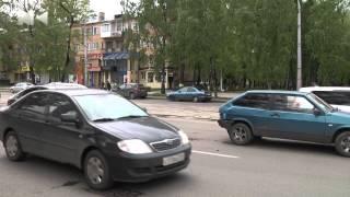 Краш тест Хендай Солярис по новокузнецки смотреть