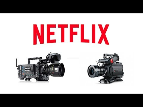Netflix camera requirements