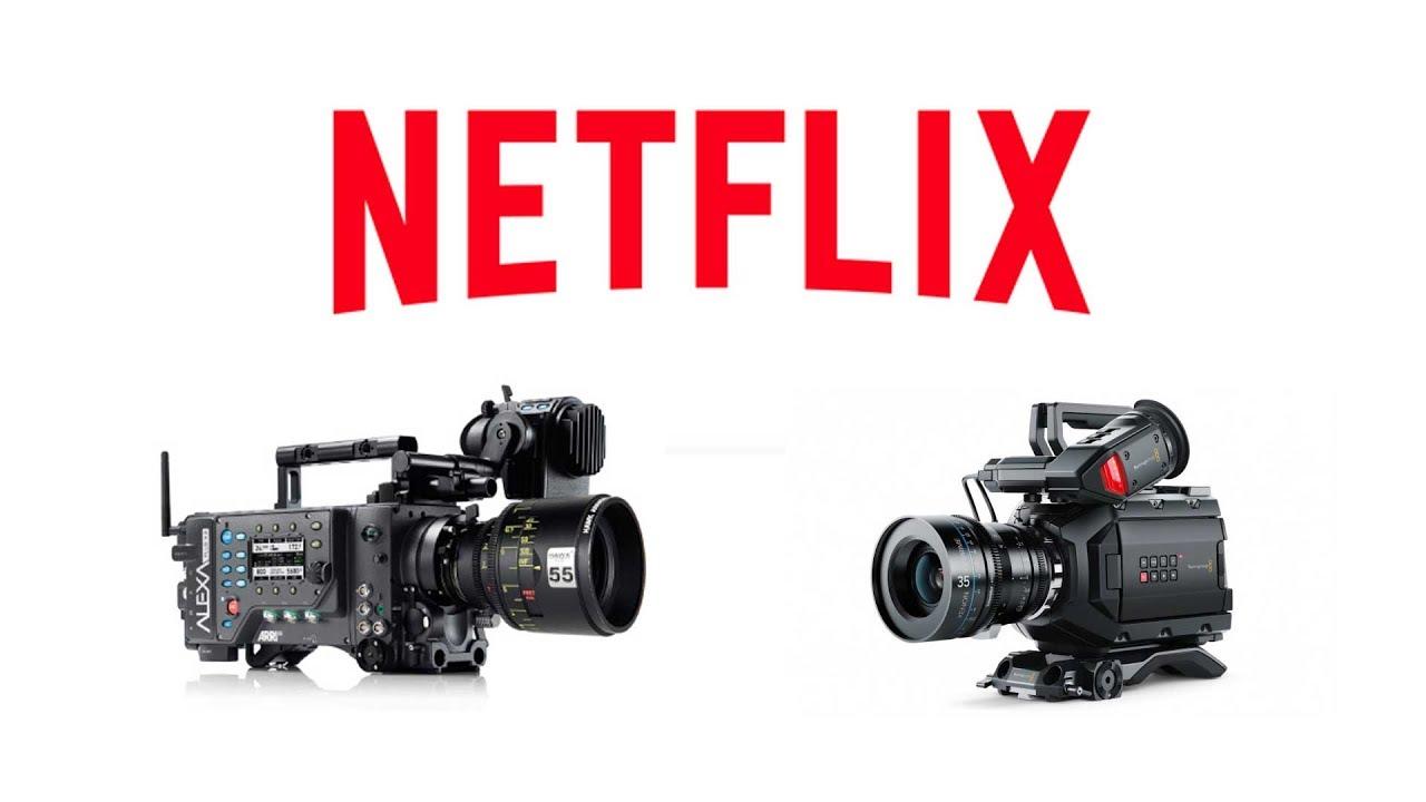 Netflix camera requirements - YouTube