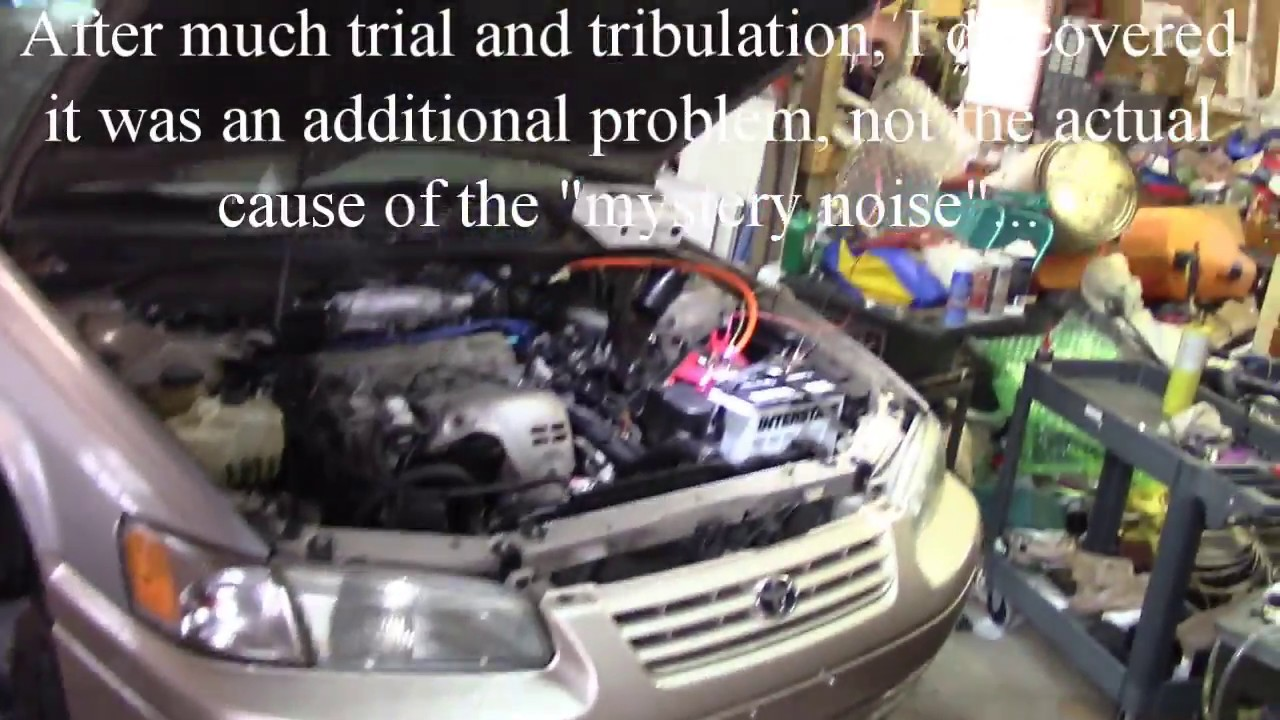 small resolution of 97 camry mystery noise vacuum leaks iac throttle body check youtube where can i find a vacuum hose diagram for 1997 camry 30