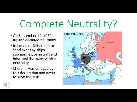 Ireland's Role in World War II