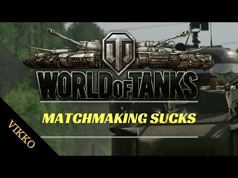 wot matchmaking tier spread