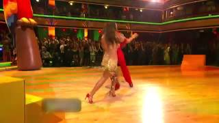 SAMBA-Emmitt Smith's Fifth Dance - Dancing With The Stars