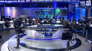 Encerramento do RedeTV! News (09/12/2017)