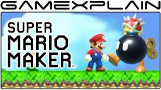 Bobomb Battlefield N64 in Super Mario Maker