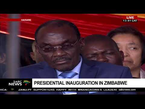 VP Chiwenga's speech at Zimbabwe's Pres Mnangagwa inauguration