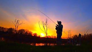 РЫБА ПРОСНУЛАСЬ КЛЕЩИ ТОЖЕ Рыбалка в новых местах