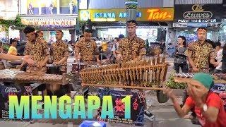 MENGAPA 1 - Lagu Sedih Rhoma Irama (Angklung Malioboro) Carehal Angklung Jogja