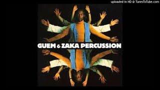 GUEM & ZAKA PERCUSSION-LE SERPENT